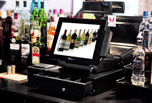 Paquete punto de venta para bares restaurantes