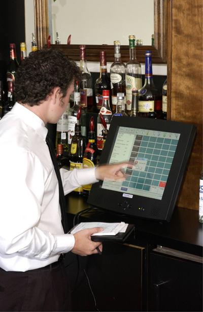 Software punto de venta para restaurantes